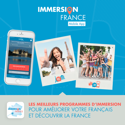 « Immersion France », une application pour (...)